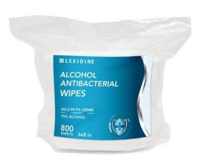 Lexidine Wipes - Bulk Roll