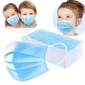 Earloop Mask, Pediatric - Box