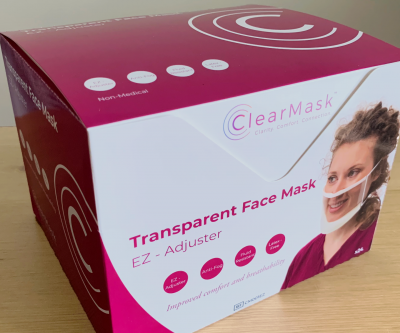 The ClearMask™ - Case